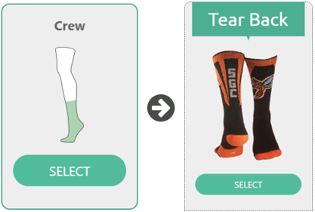 How it works our custom sock process explained sock design process steps maxwellsz